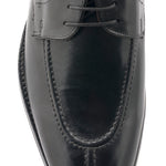 Split Toe Black Leather