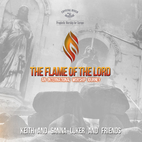 The Flame of the Lord - Front Panel