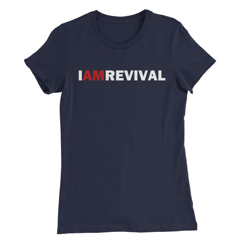 Women's Slim Fit T-Shirt - IAMREVIVAL
