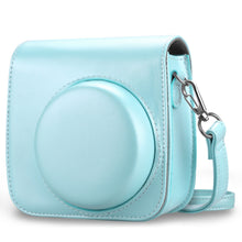 Load image into Gallery viewer, Gift Geeks Camera Case for Fujifilm Instax mini 9 (Ice Blue)