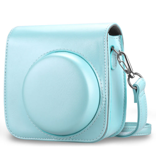 Gift Geeks Camera Case for Fujifilm Instax mini 9 (Ice Blue)