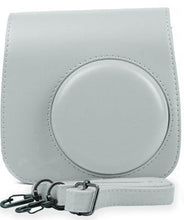 Load image into Gallery viewer, Gift Geeks Camera Case for Fujifilm Instax mini 9 (Smokey White)