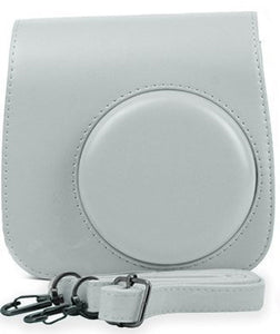 Gift Geeks Camera Case for Fujifilm Instax mini 9 (Smokey White)