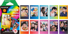 Load image into Gallery viewer, Fujifilm Instax Mini Rainbow Film