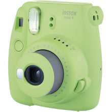 Load image into Gallery viewer, Fujifilm instax mini 9 Instant Film Camera (Lime) with Case & 20 Shots of Film