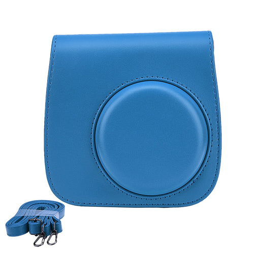 Gift Geeks Camera Case for Fujifilm Instax mini 9 (Cobalt)