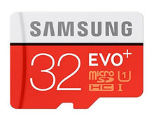 Load image into Gallery viewer, Samsung 32GB EVO Plus Class 10 Micro SDHC with Adapter (MB-MC32GA/AM)