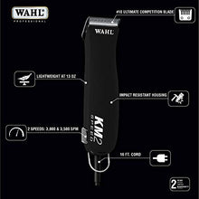 Load image into Gallery viewer, Wahl Professional Animal KM2 Equine Clipper Kit #9757-700