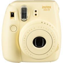 Load image into Gallery viewer, Fujifilm Instax Mini 8 Instant Camera (Yellow)