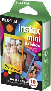 Fujifilm Instax Mini Rainbow Film