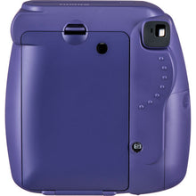 Load image into Gallery viewer, Fujifilm Instax Mini 8 Instant Film Camera (Grape)