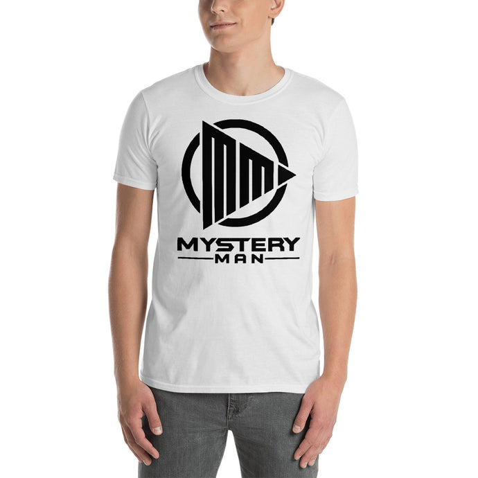 Mystery Man Short-Sleeve Unisex T-Shirt
