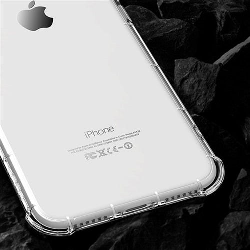 Heavy Anti knock Case for iPhone 6 7 plus X, ROCK Heavy Duty Protection Phone case for iPhone 6s 7 plus case cover for iPhone7 x