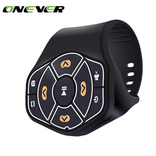 Wireless Bluetooth Steering Wheel Remote Controller