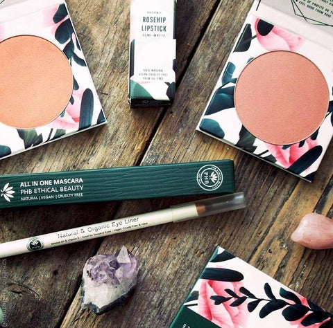 PHB Ethical Beauty make-up