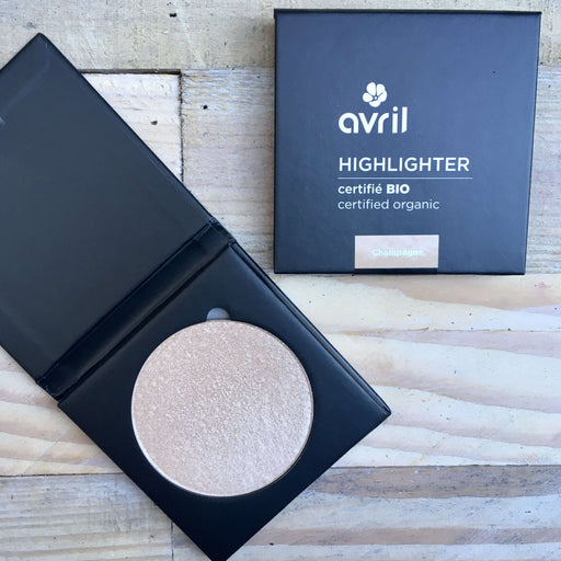Avril - Økologisk Highlighter - Champagne/Dune (11 g)