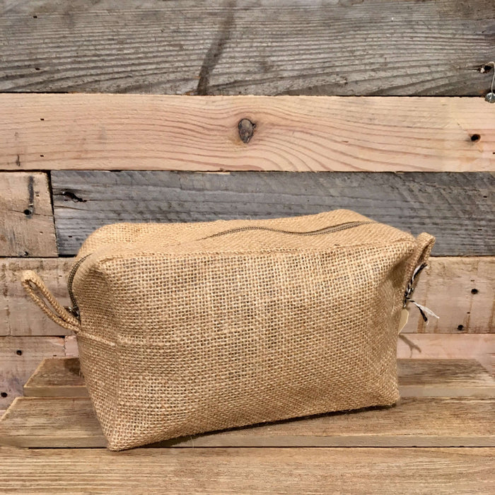 <transcy>Jute toilet bag (light)</transcy>