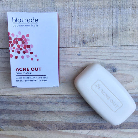 Biotrade - Ansigtssæbe Acne Out (100 g)