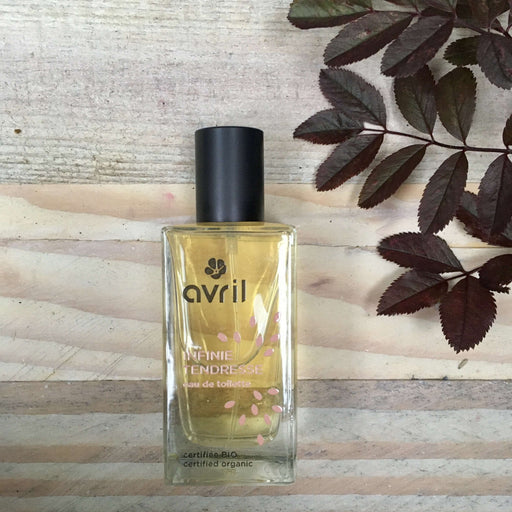 Avril - Økologisk Eau de Toilette - Infinie Tendresse (50 ml)