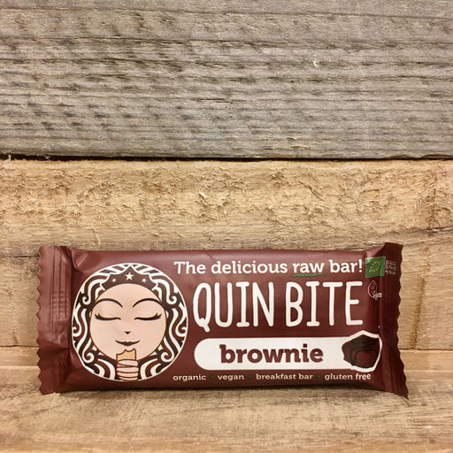 Quin Bite - Raw Bar Brownie (30 g)