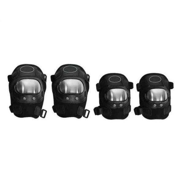 Kit De 4 Protections Coudes + Genoux - Gyroriderz