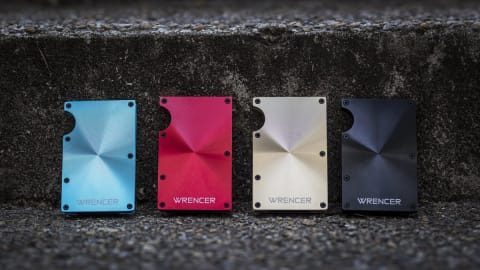WRENCER SMART WALLET PORTE-CARTES