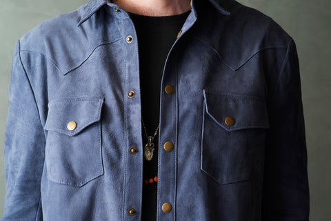 The Lowry: Faded Navy