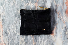 Exotic Zip Wallet