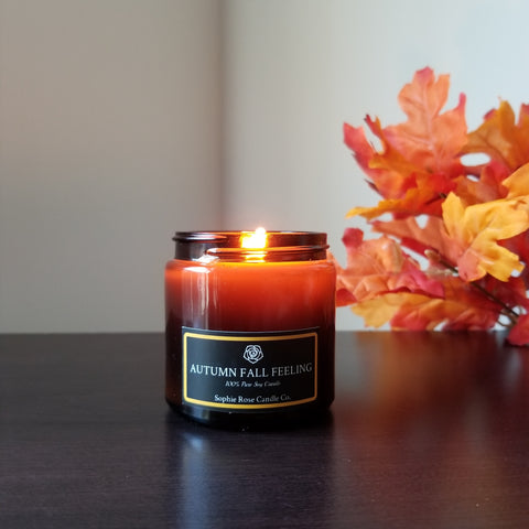 Autumn Fall Feeling Candle