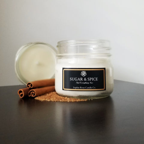 Sugar & Spice by Sophie Rose Candle Co.