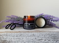 Lavender & Chamomile Soy Candle by Sophie Rose Candle Co.