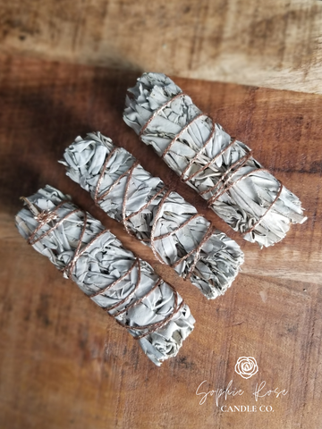 Sage Wands by Sophie Rose Candle Co.
