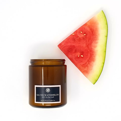 Salted Watermelon by Sophie Rose Candle Co.