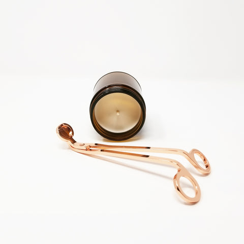 Sophie Rose Gold Wick Trimmer