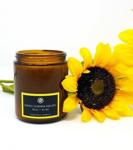 Spring Summer Feeling by Sophie Rose Candle Co.