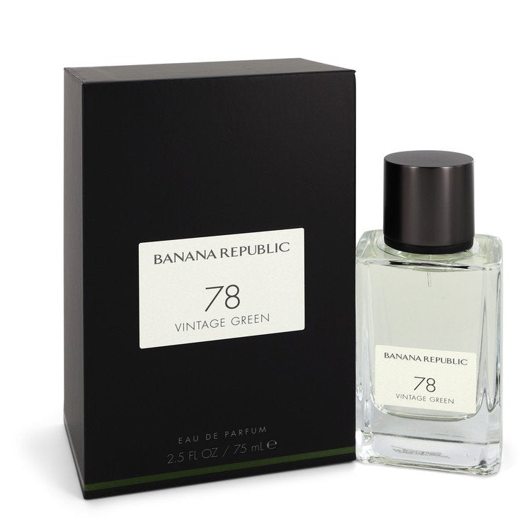 عطر Banana Republic 78 Vintage Green من بنانا ريببلك للرجال - او دو برفيوم