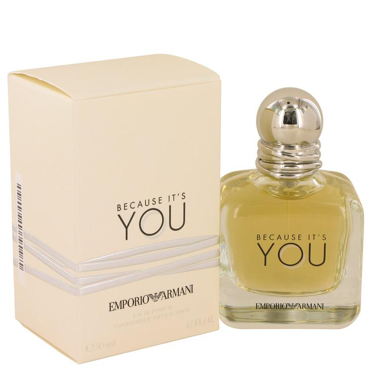 عطر Because It's You من جورجيو أرماني للنساء - او دو برفيوم-عاطر