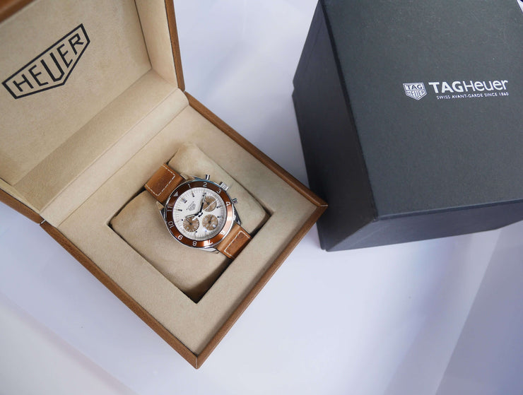 The TAG Heuer Autavia Limited Edition For UAE