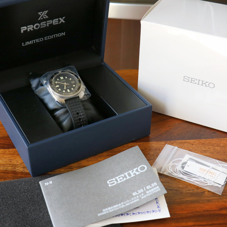 "Seiko SBDX031 SLA033 ""Captain Willard/Apocalypse Now"" Re-Creation Limited Edition"