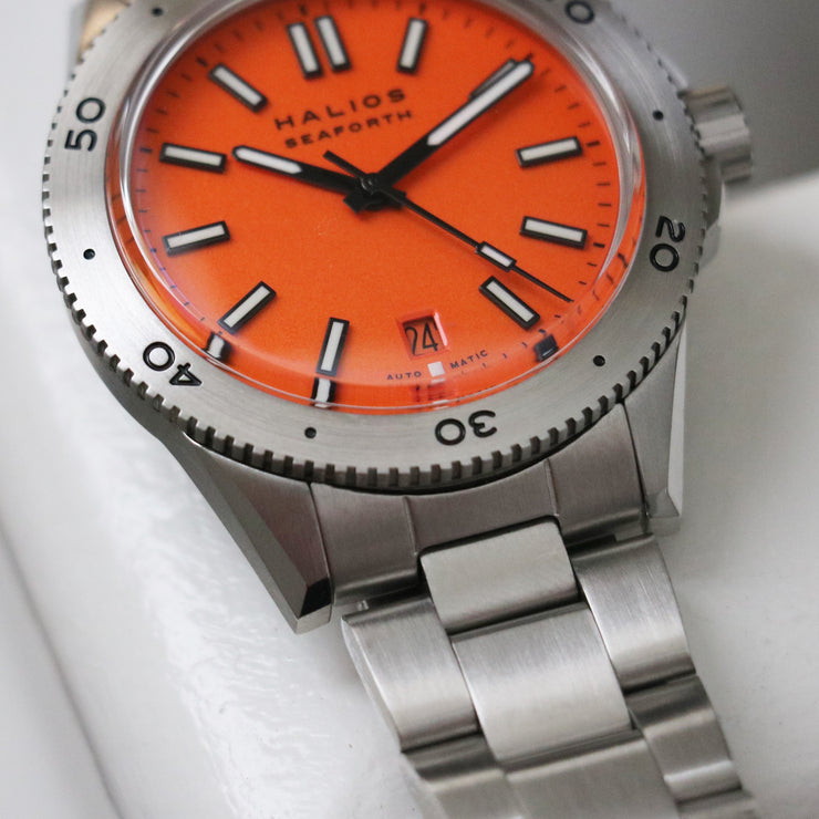 Halios Seaforth Series III Signal Orange