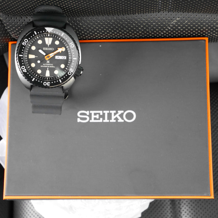 "Seiko ""Ninja Turtle"" SBDY005 JDM (Limited to 300 pieces)"