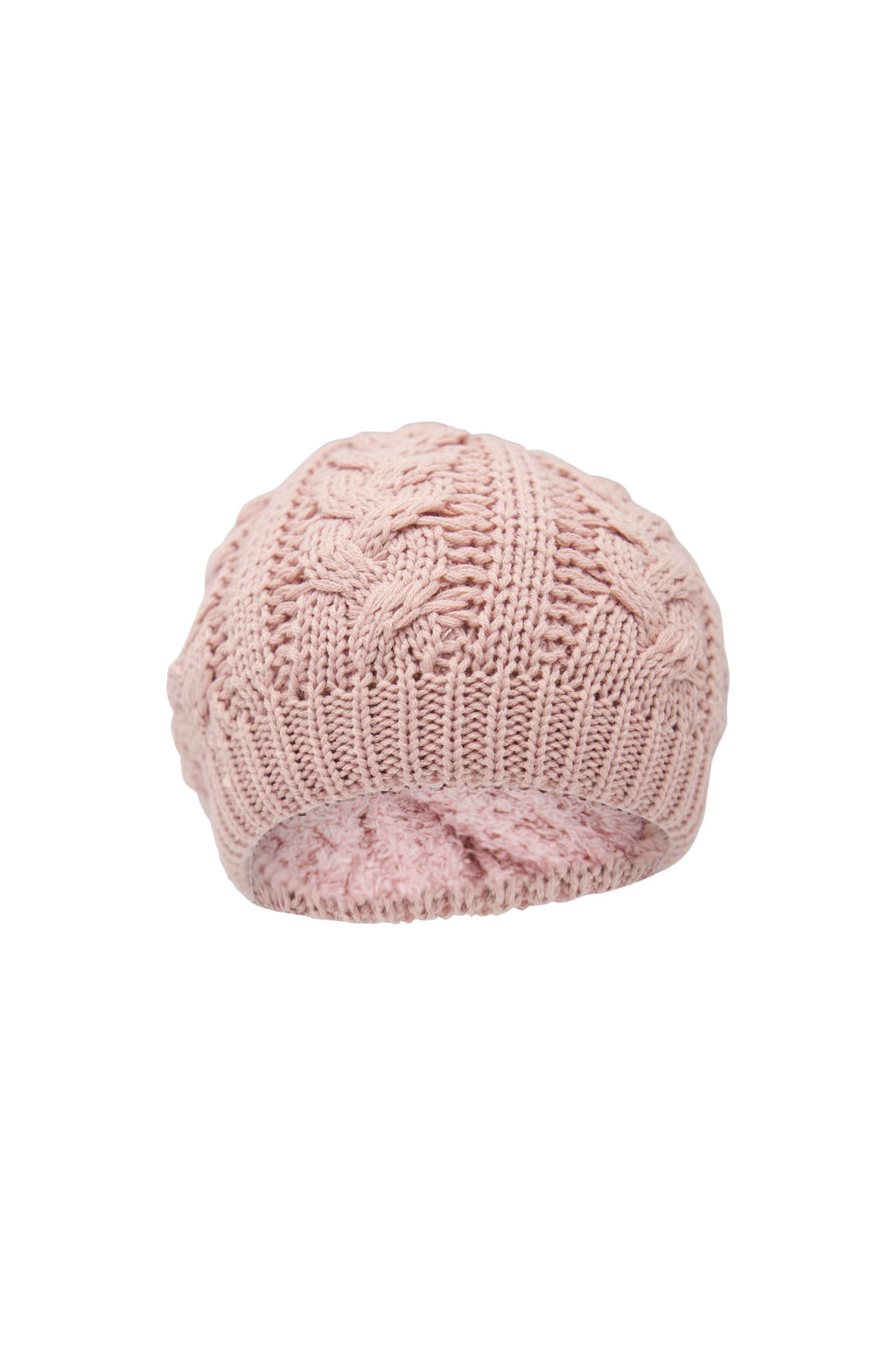 Winter Knitted Beret