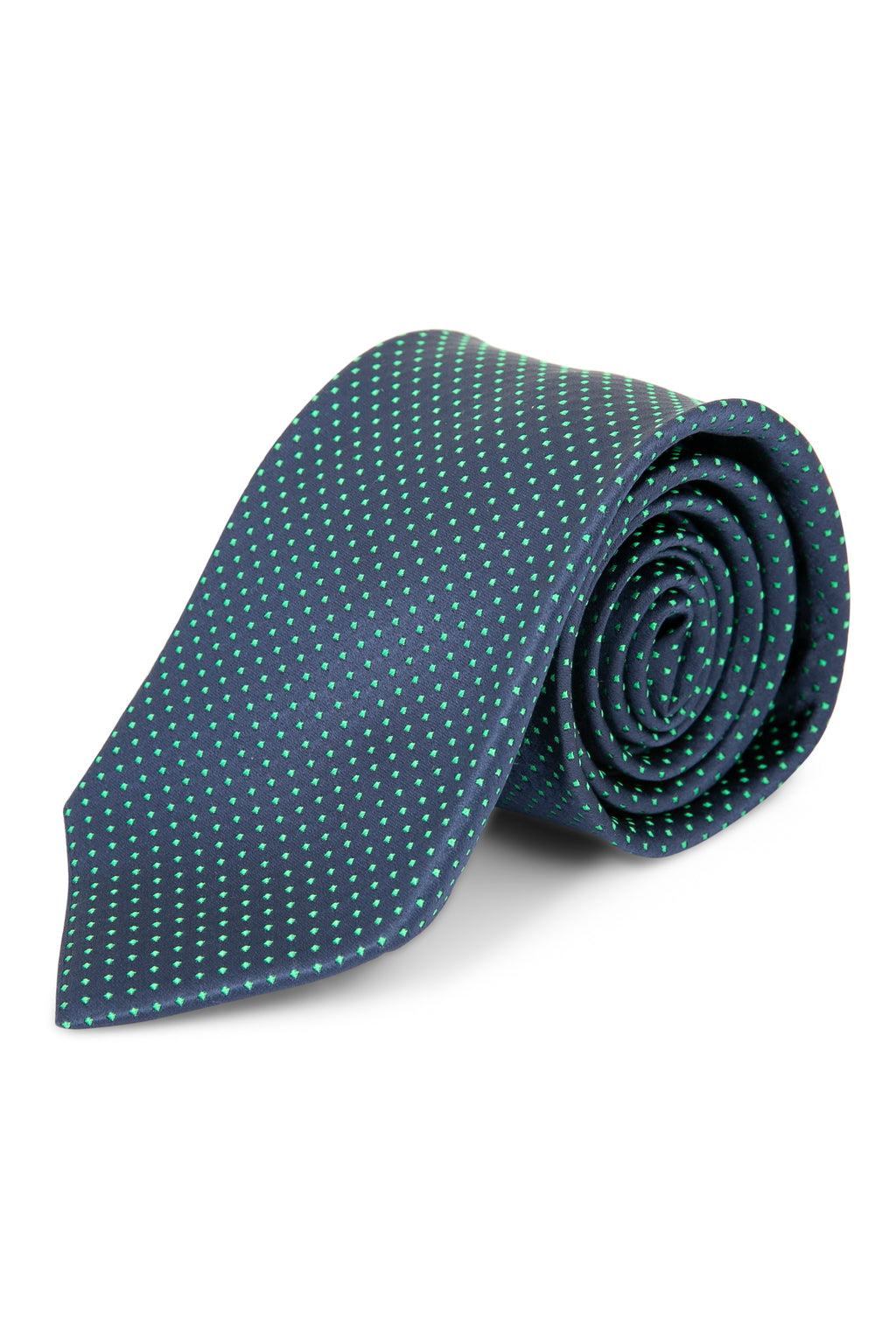 Vintage Hugo Boss Pin-Dot Design Tie