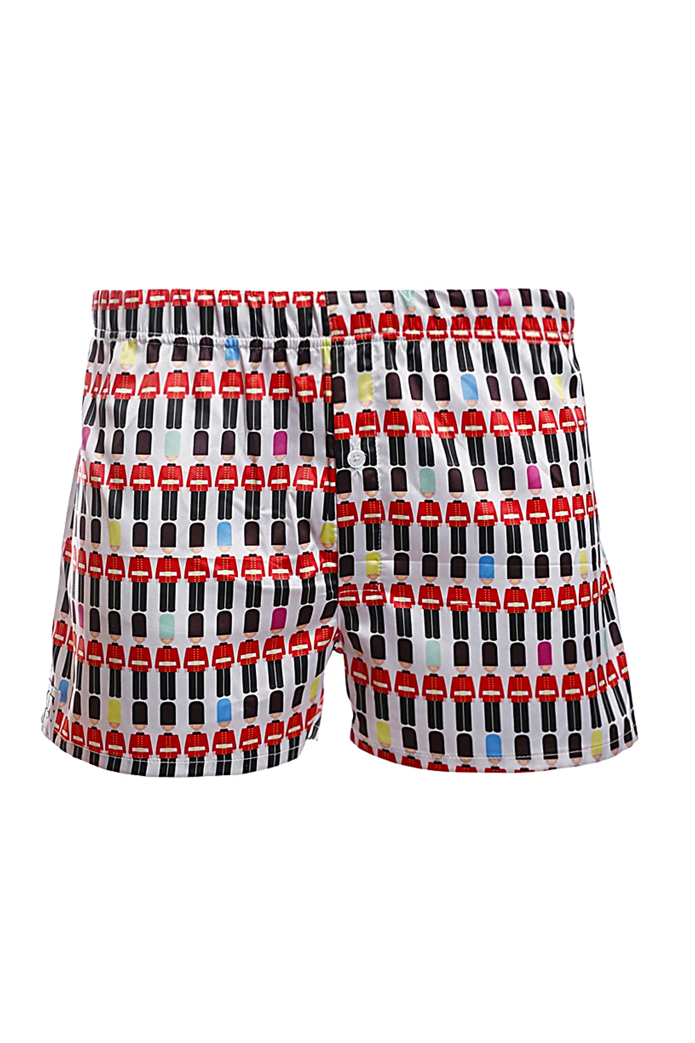 Royal Guard Print Boxer Shorts