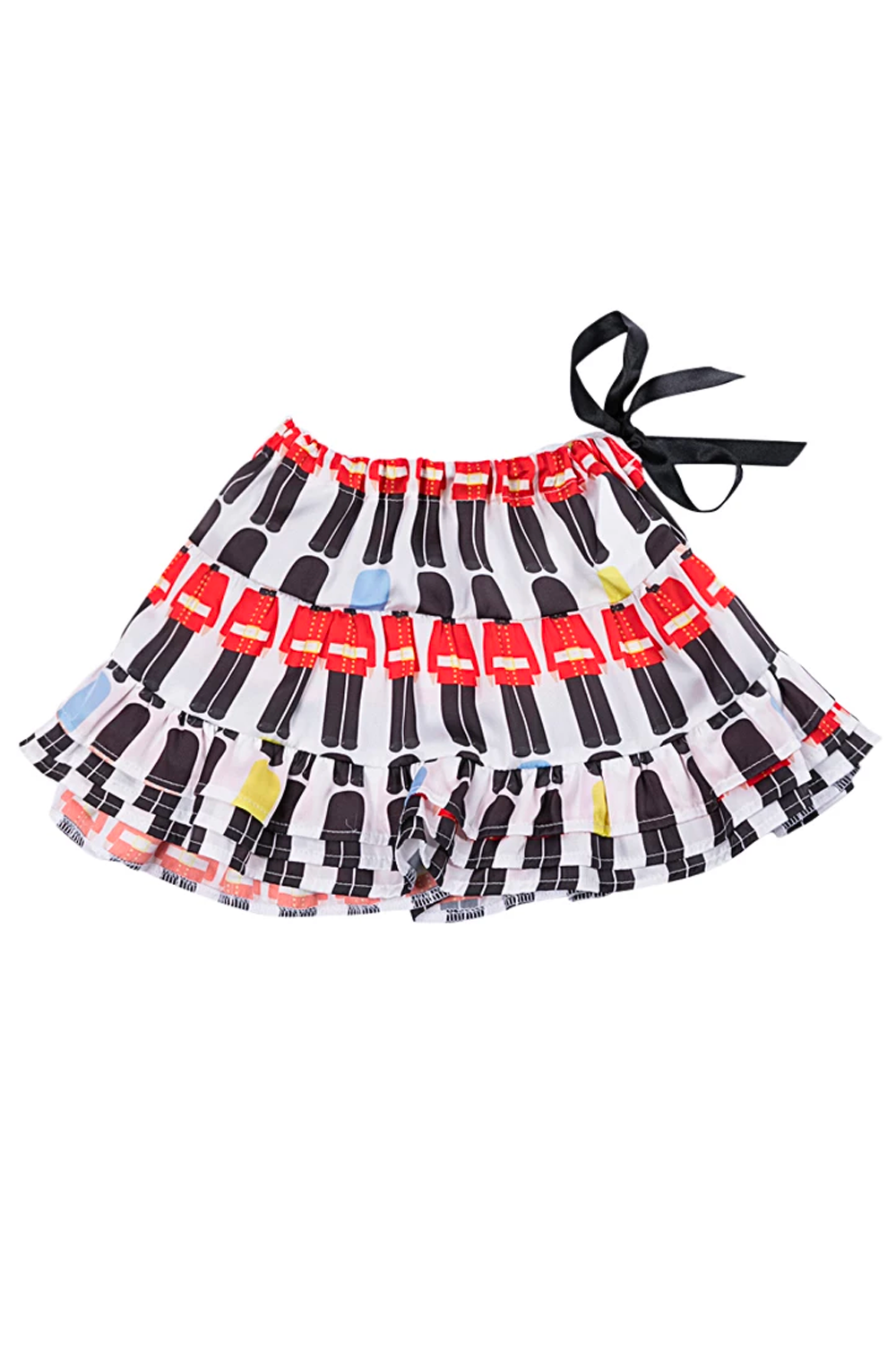 Kids Mini Regina Guard Print Skirt