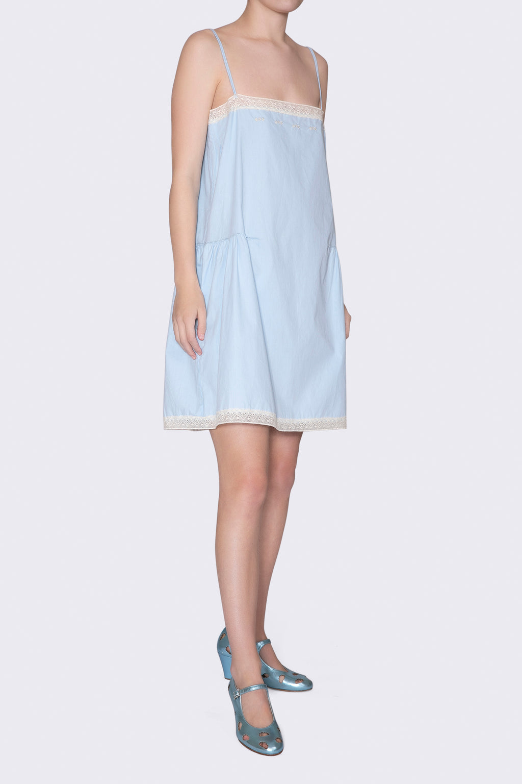 Summer Shift Dress