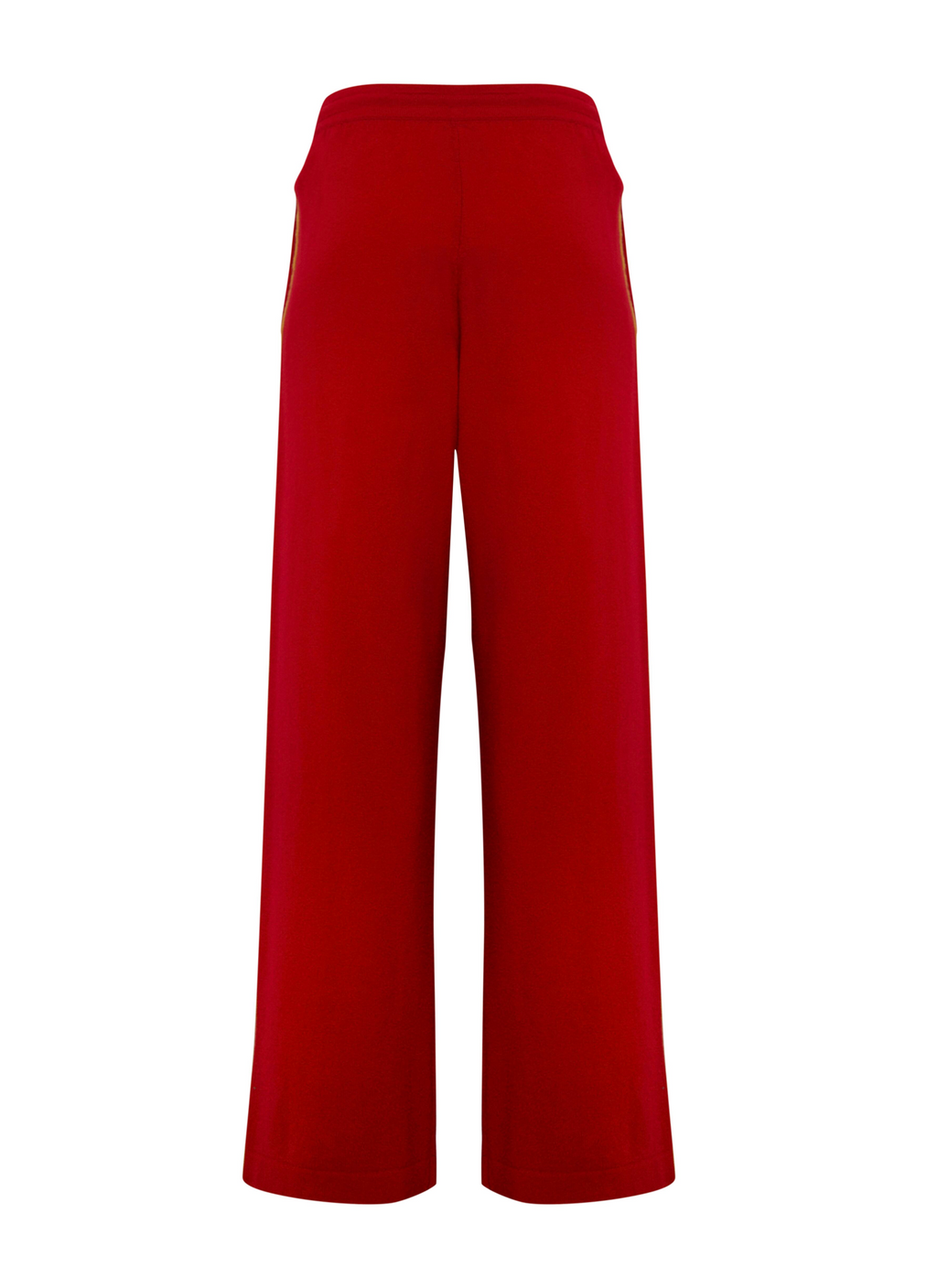Sagecoin Cashmere Bottoms Red