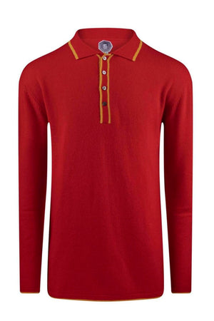 Sagecoin Long Sleeve Polo