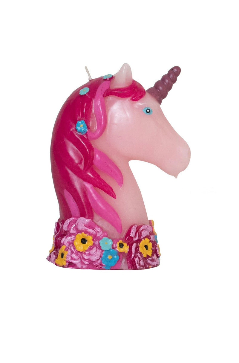 Pink Unicorn Scented Candle