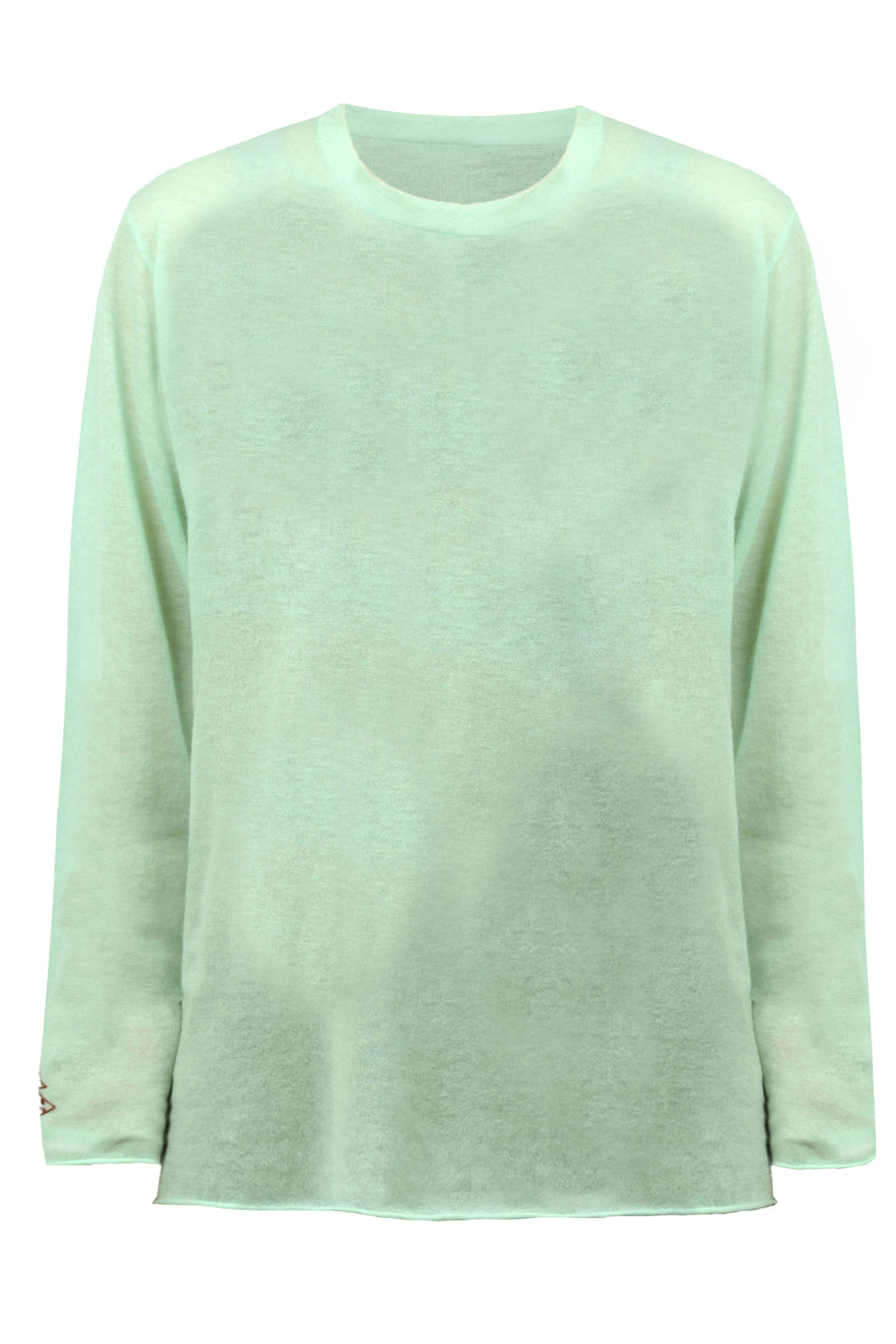 Christmas Cashmere Long Sleeve Sweater